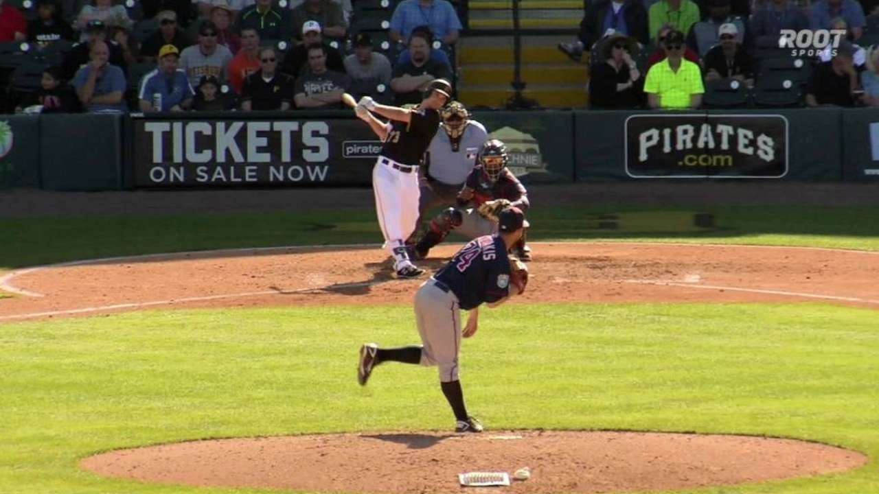 Liriano, Milone solid in first spring action