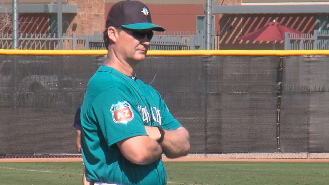 Servais 'can't wait' for managerial debut
