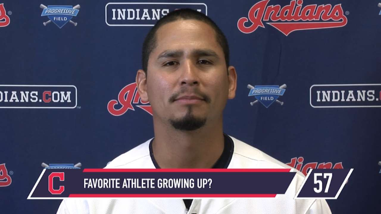 60 seconds with Carrasco