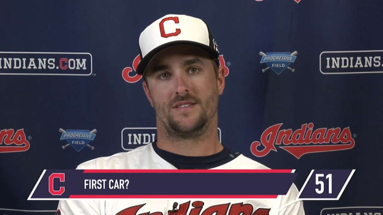 60 seconds with Chisenhall