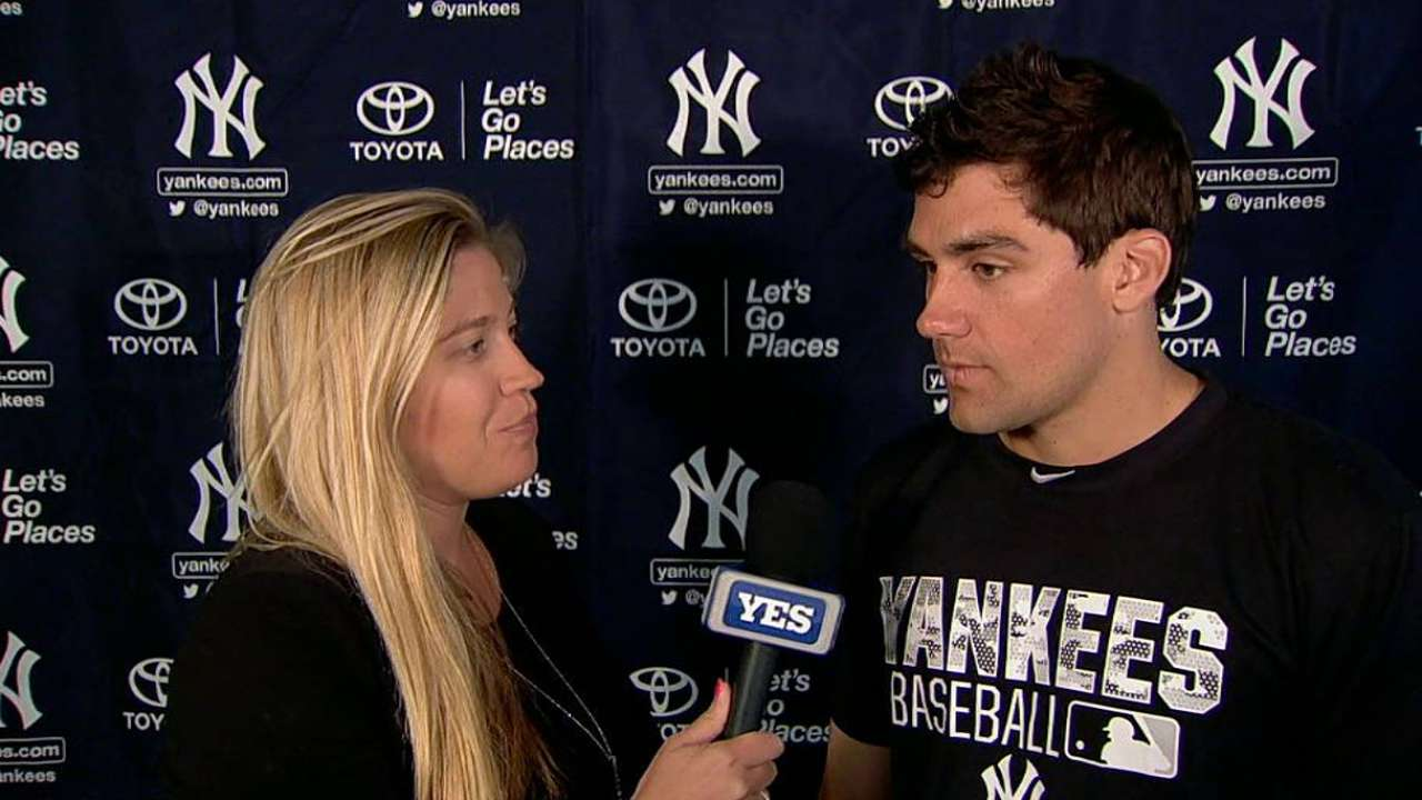 Eovaldi feels good after simulated game
