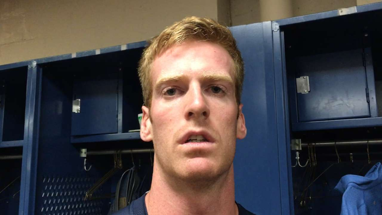 Moran more comfortable in second spring with Astros