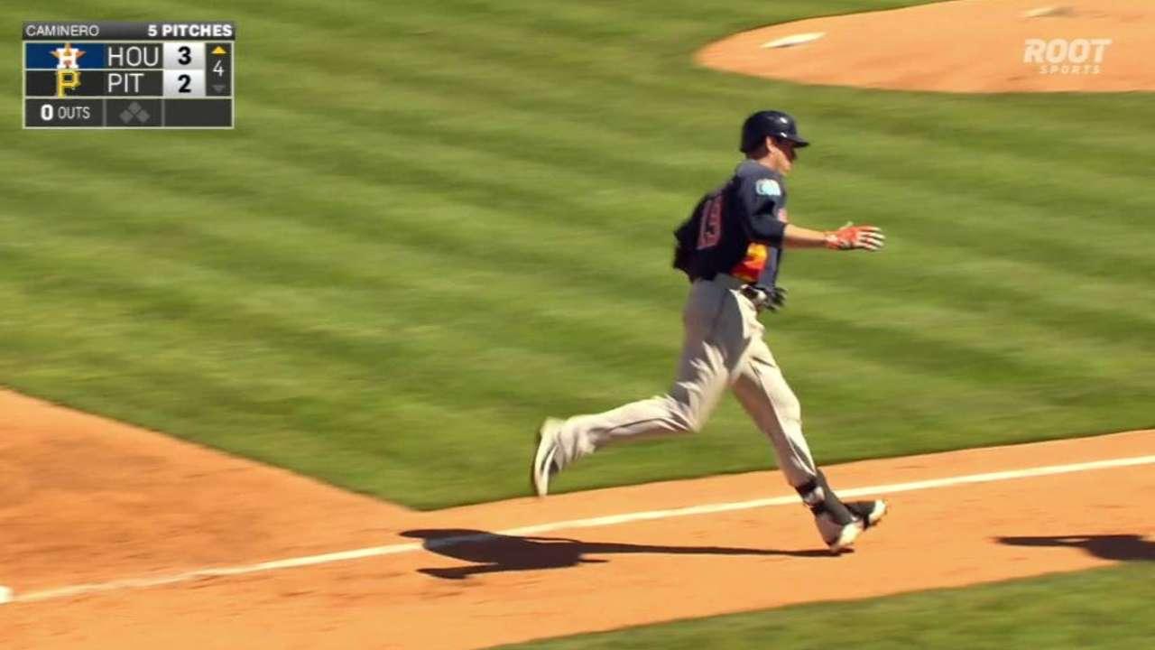 Duffy, Marisnick help power Astros vs. Bucs