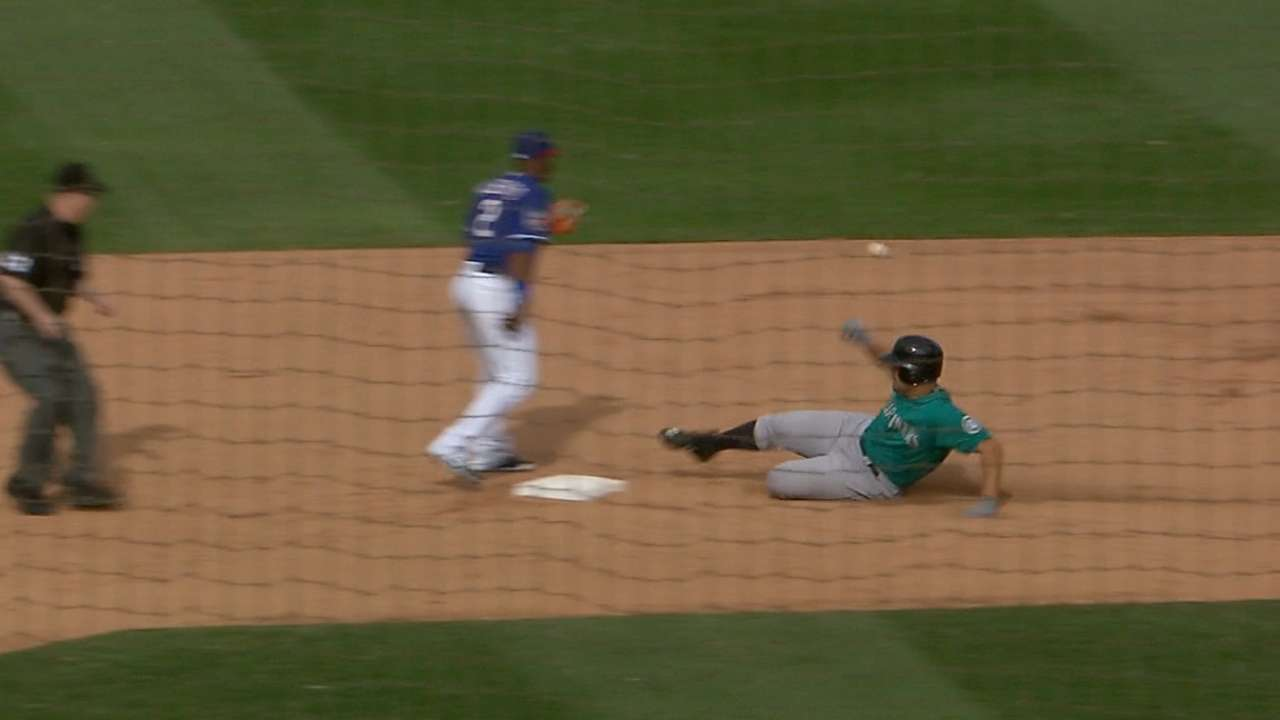 First (base) thing's first for Montero