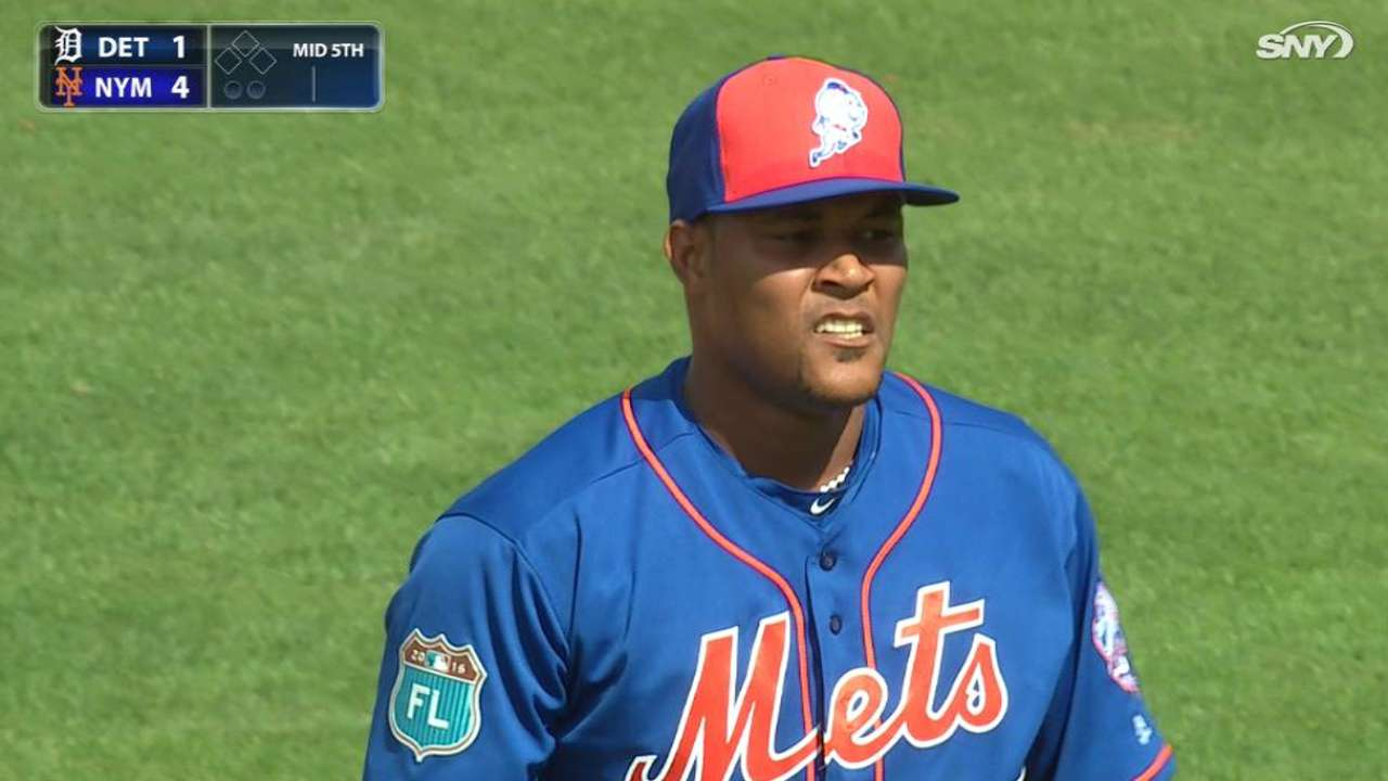 Confidence boost: Familia tosses perfect 5th