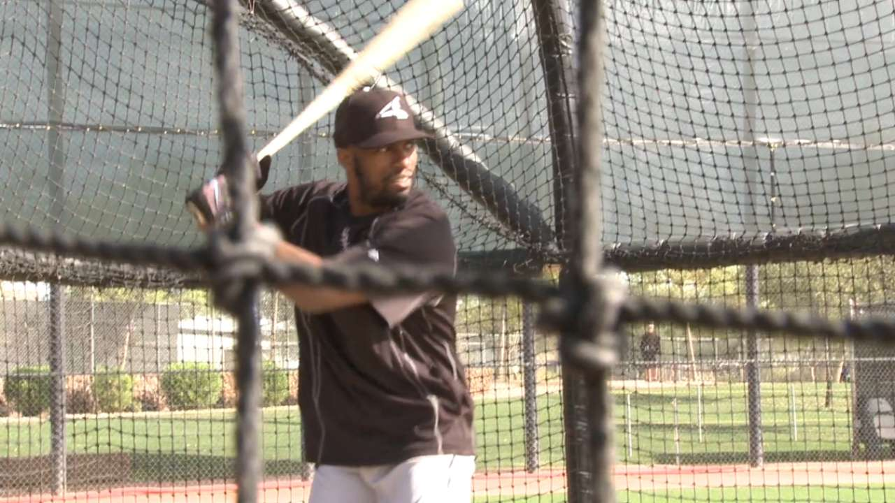 White Sox, Jackson on his role