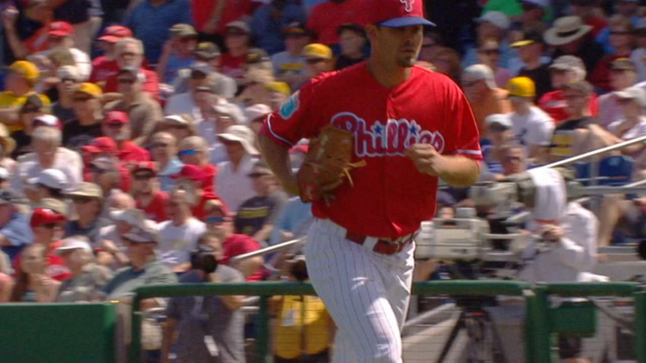 Morgan keeping pace in rotation chase