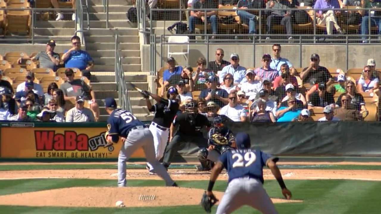 White Sox aim to keep riding offensive wave