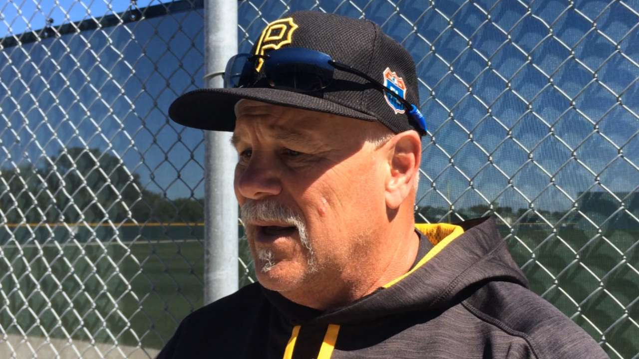 Pirates extend coaching staff through 2017