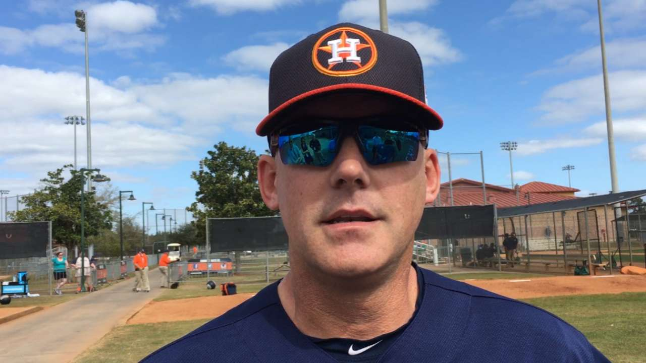 Astros wise to hand Hinch extension