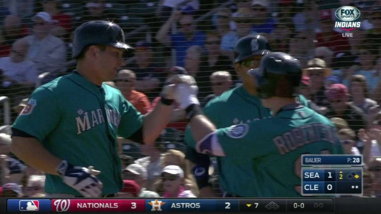 Zunino, Paxton, Powell part of Tacoma roster