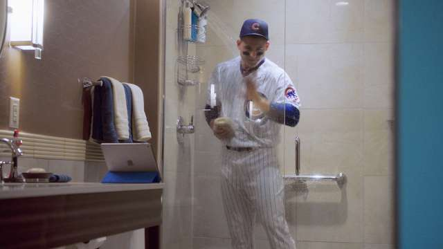 Anthony Rizzo Sleeps Breathes And Showers Baseball In The New At
