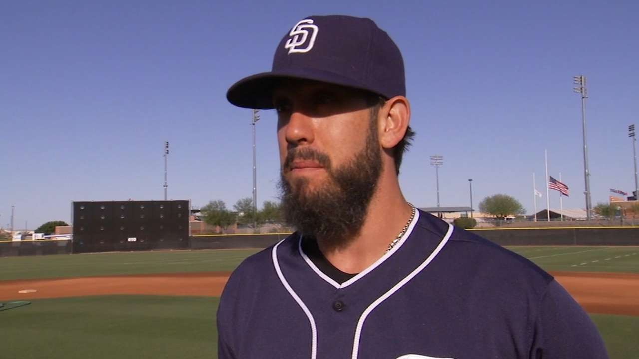 Shields, Erlin, Perdomo keep busy on off-day