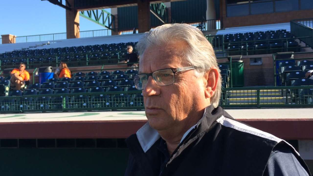 Giants' Kuiper expects intriguing season