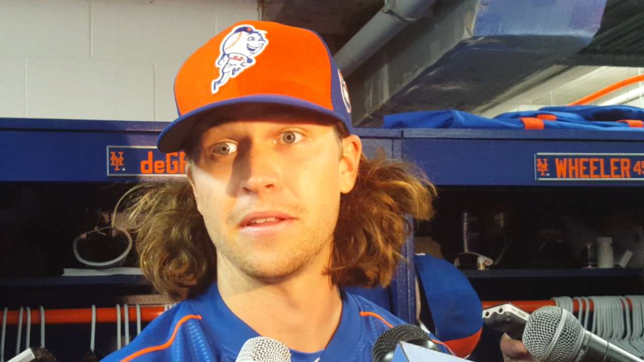 deGrom, Grandy on spring debuts