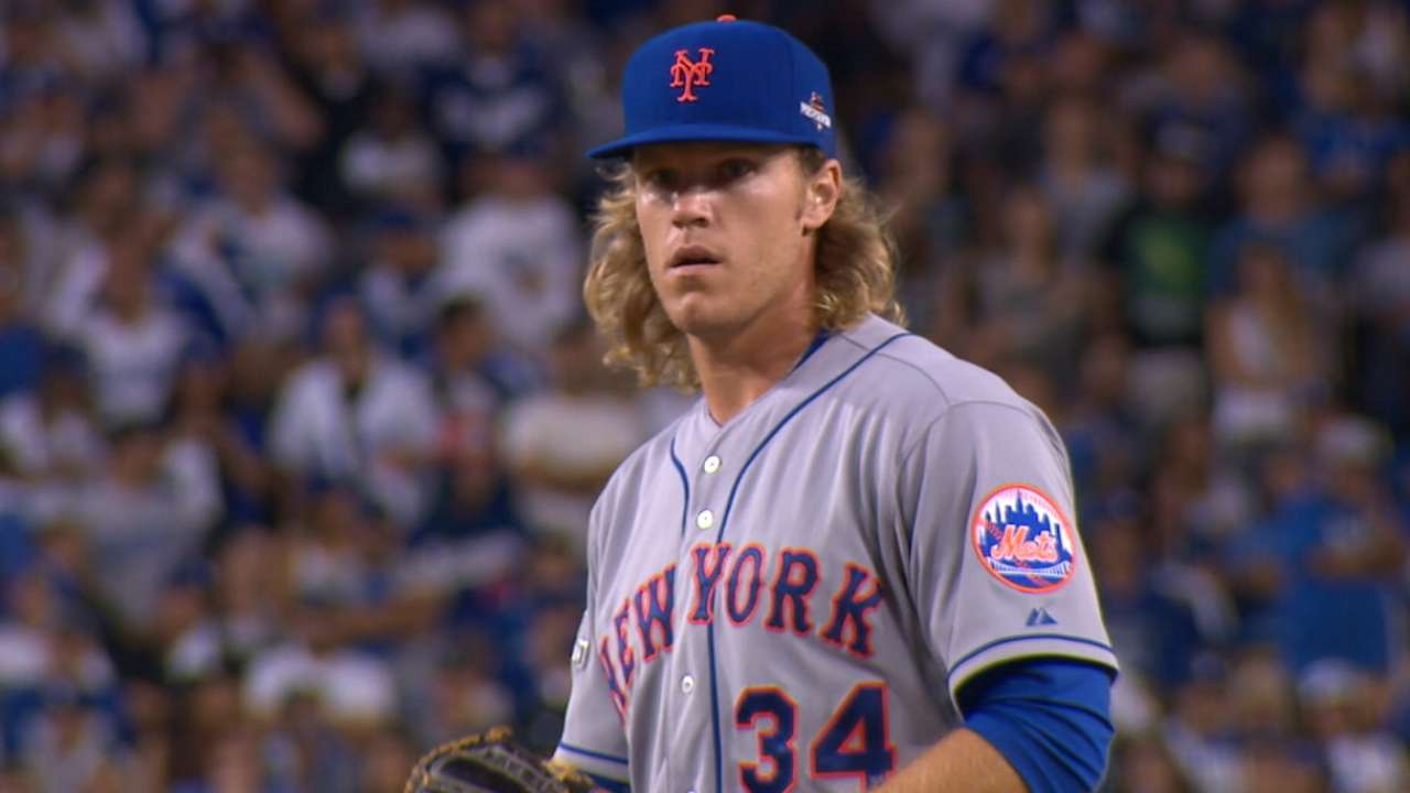 Thor's Day: Syndergaard, Lester debut today