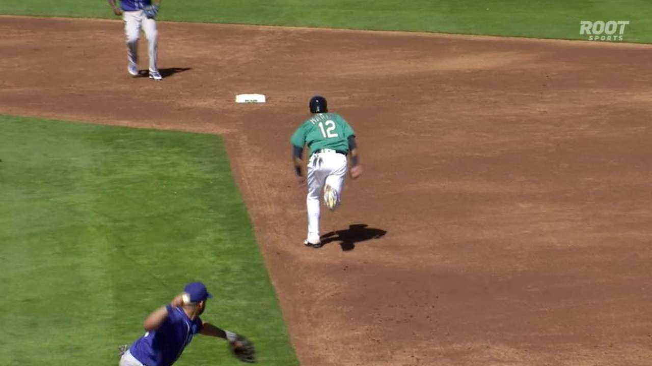 Mariners using Statcast to gain edge on bases