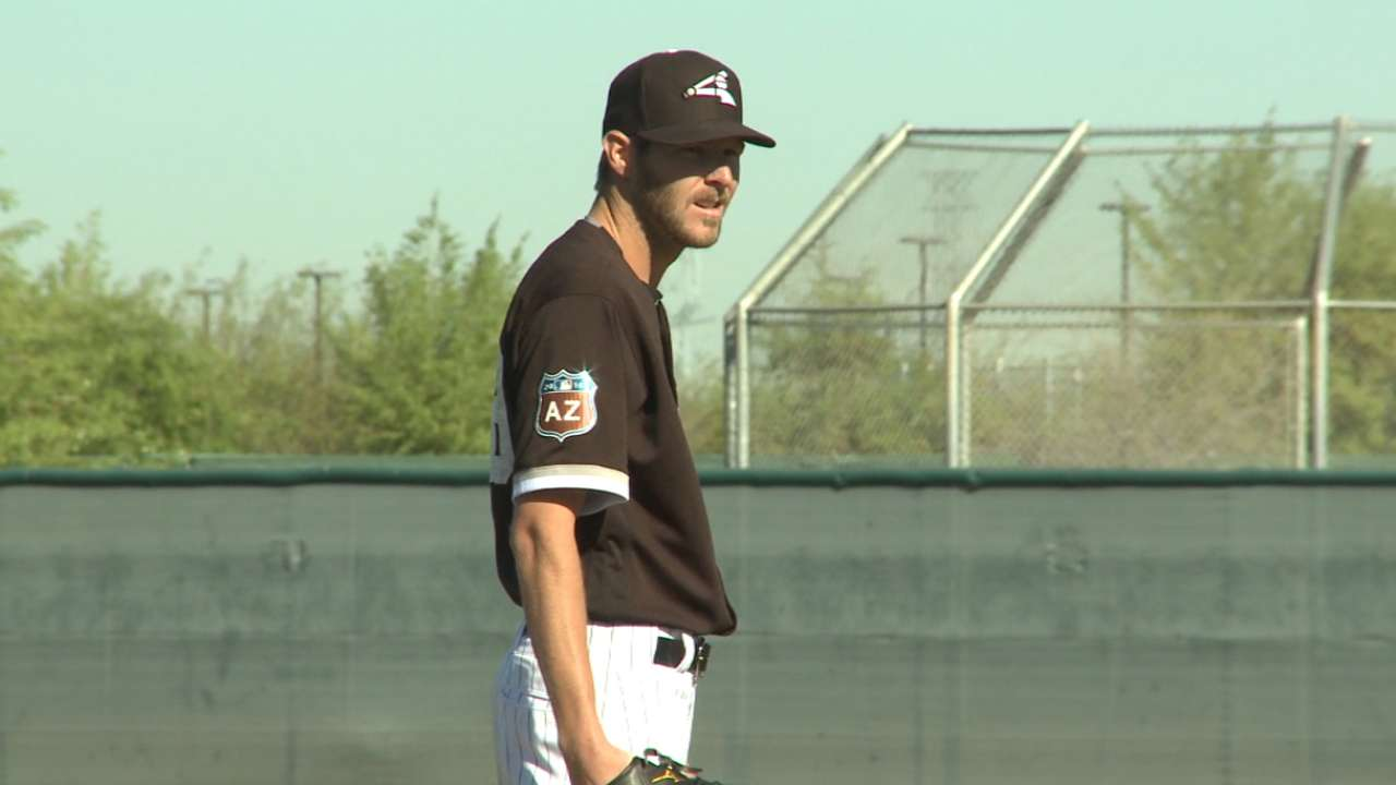 Sale likes what he sees with White Sox in spring