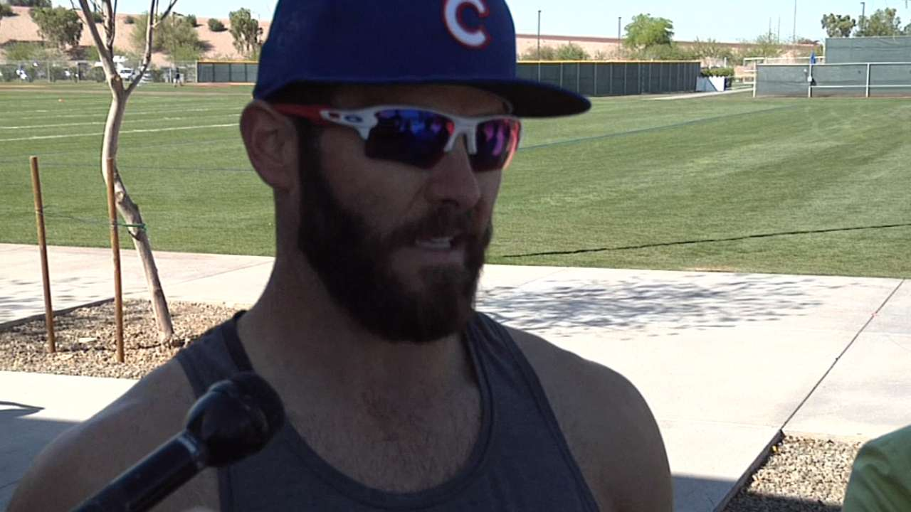 Arrieta 'Opening Day'-ready in tuneup