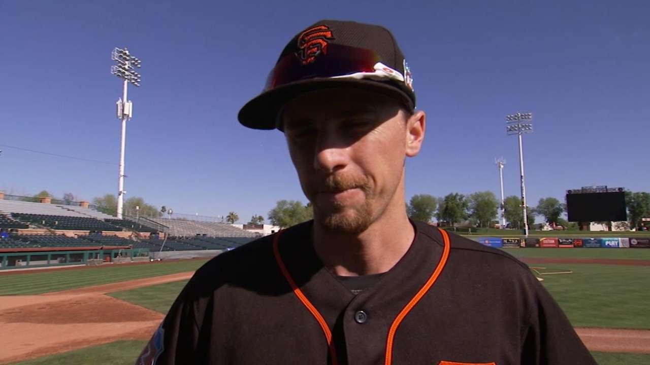Adjustments name of game for Giants' Duffy