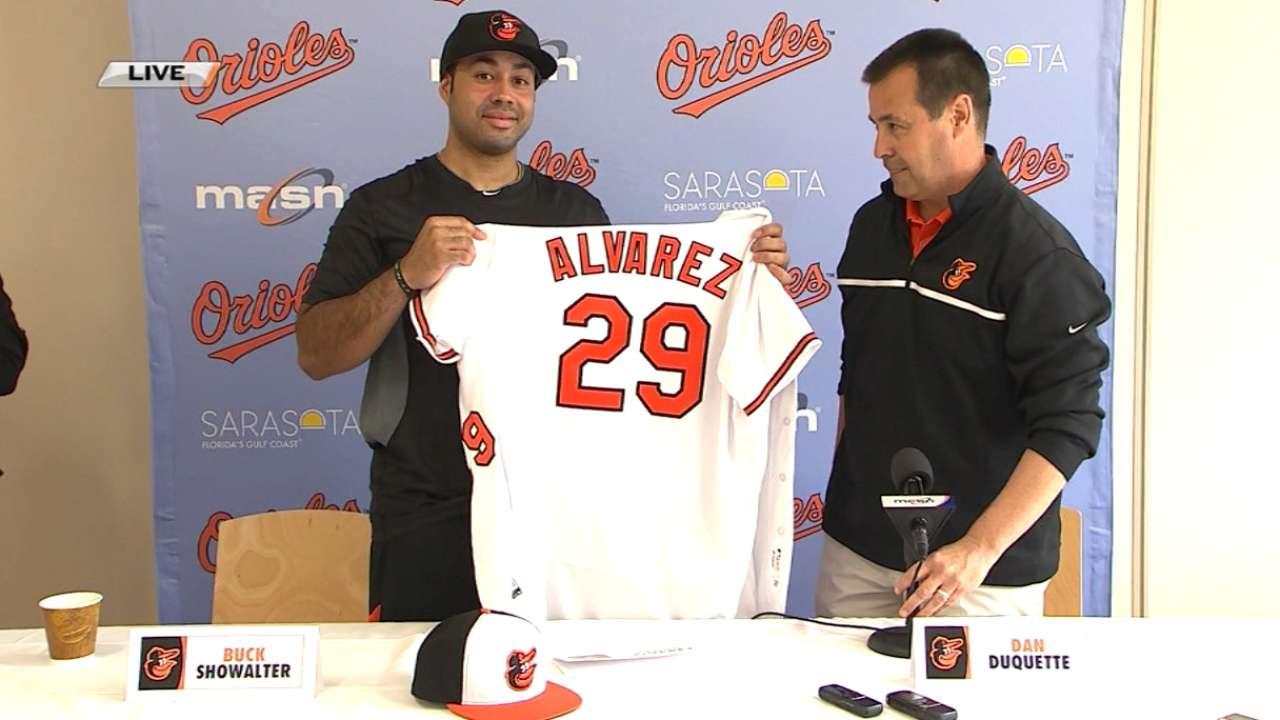 Alvarez's spring debut set for Sunday
