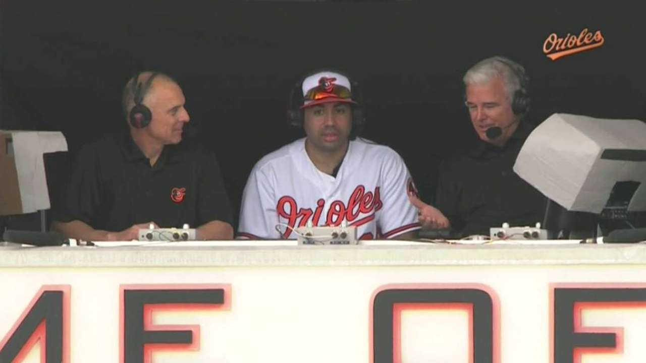 Alvarez is thrilled to join O's