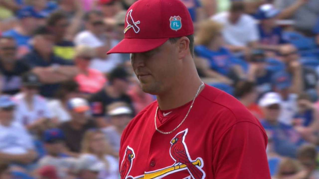 Cards' Harris, Gonzales healthy, ready to compete
