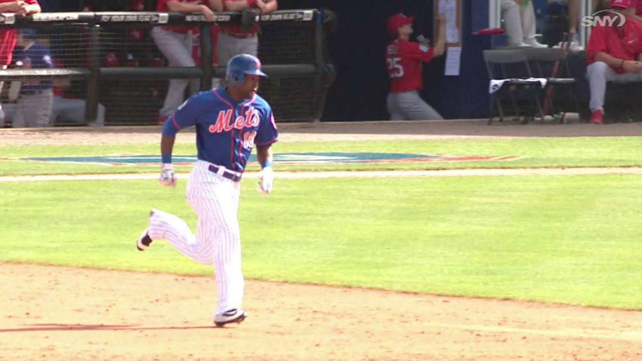 De Aza's hot bat catching Mets' attention