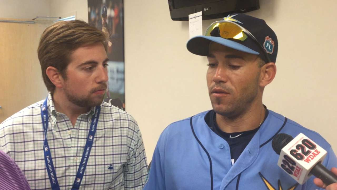 Pappas serves as more than translator for Rays