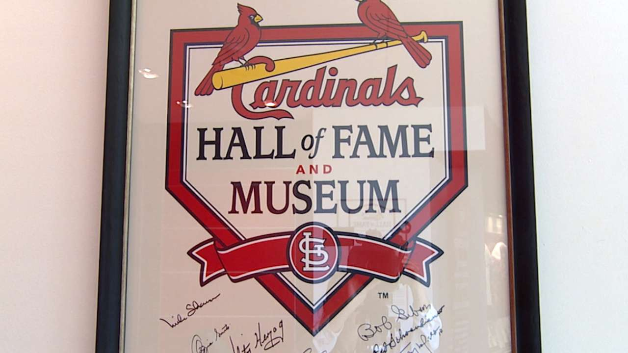 Cardinals Hall of Fame balloting begins