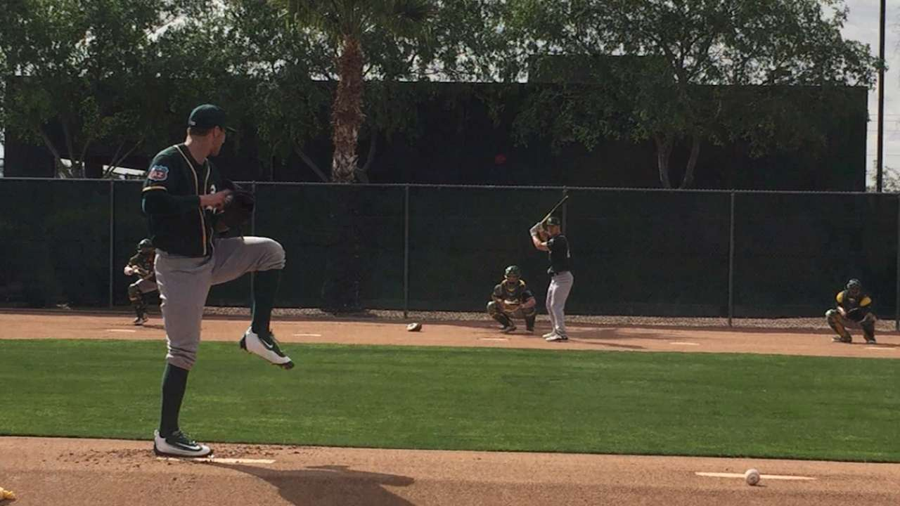 Parker diagnosed with lateral elbow impingement