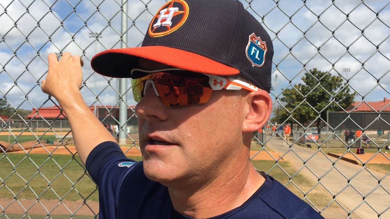 Bregman among four top prospects reassigned