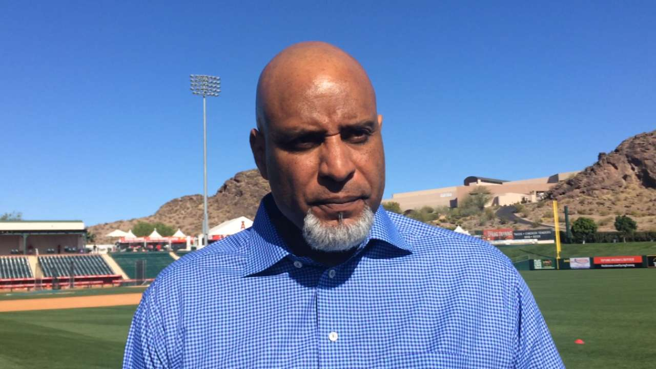 MLBPA's Clark shares thoughts on luxury tax