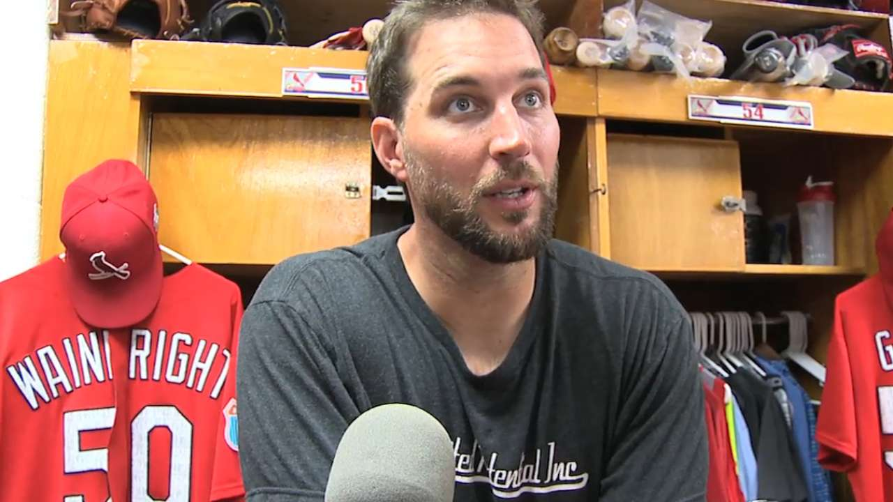 Waino confident Cards can contend for title