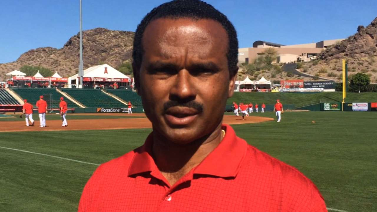 Mota says key to Angels season is offense