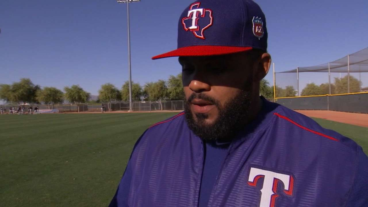 Fielder doesn't take anything for granted