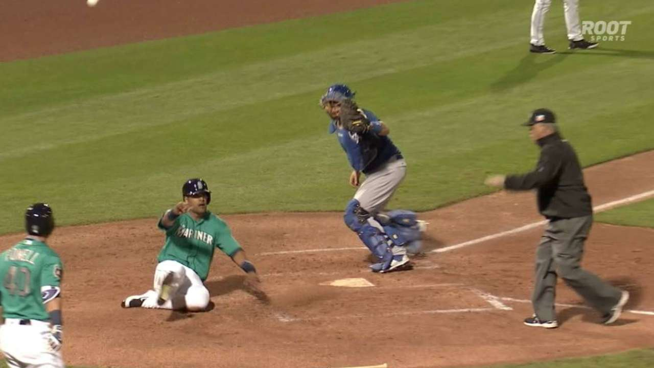 Clevenger's RBI double