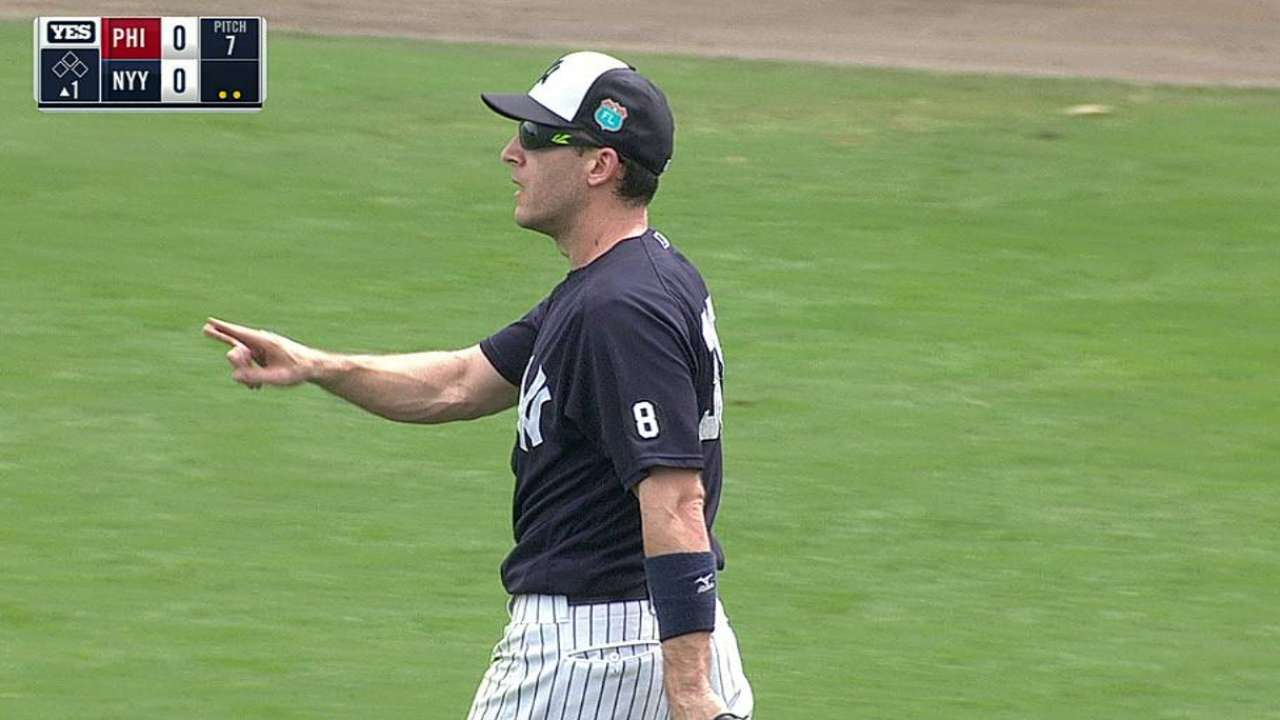 Denorfia opts out, Yanks release outfielder