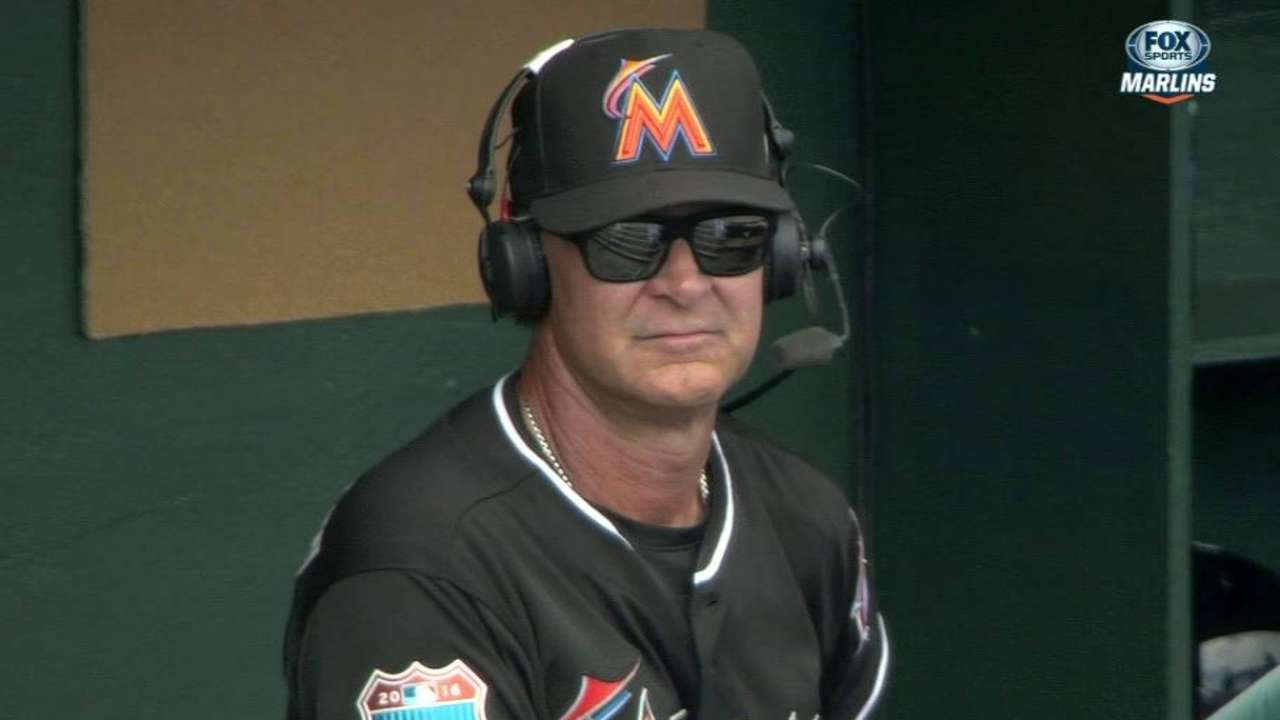 Marlins are baseball's most intriguing team