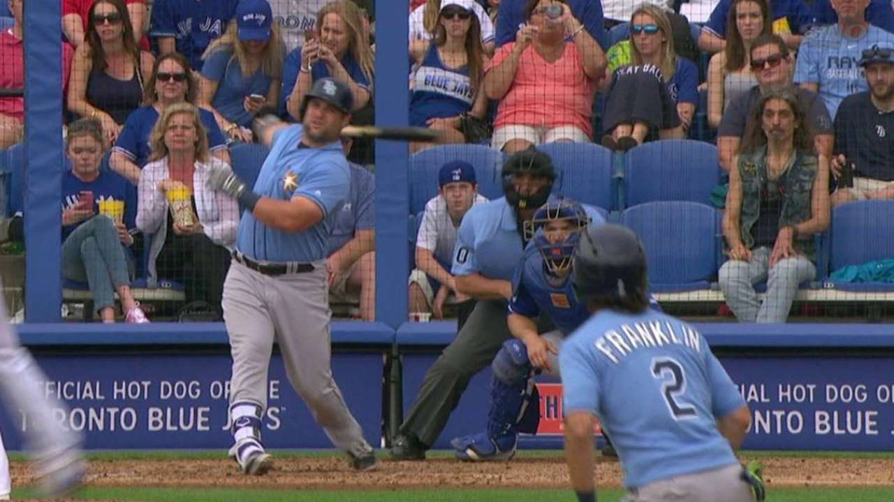 Roller's RBI double