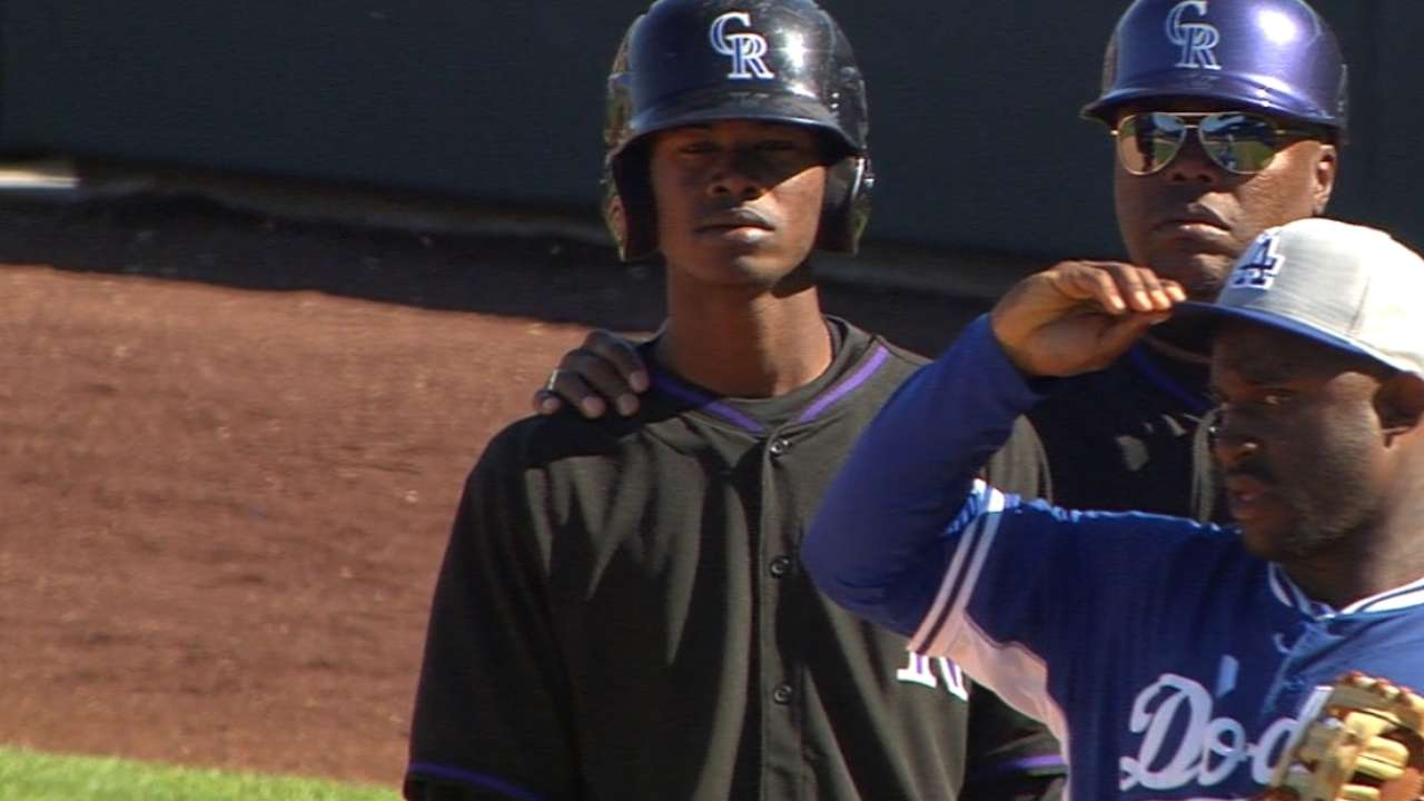 Top Prospects: Tapia, COL