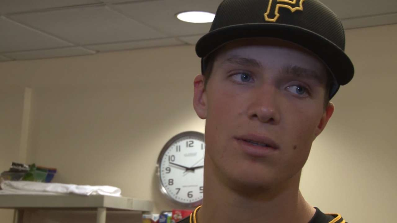 Glasnow, Taillon among 8 sent to Minors