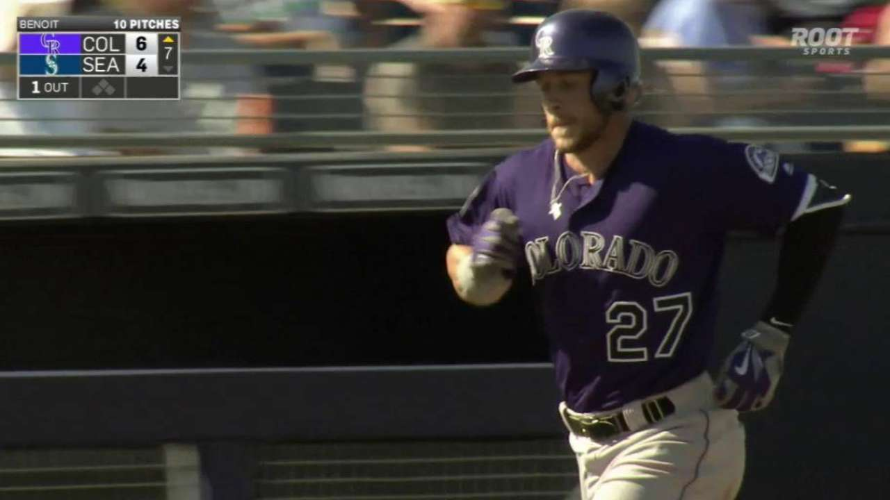 Story's solo homer