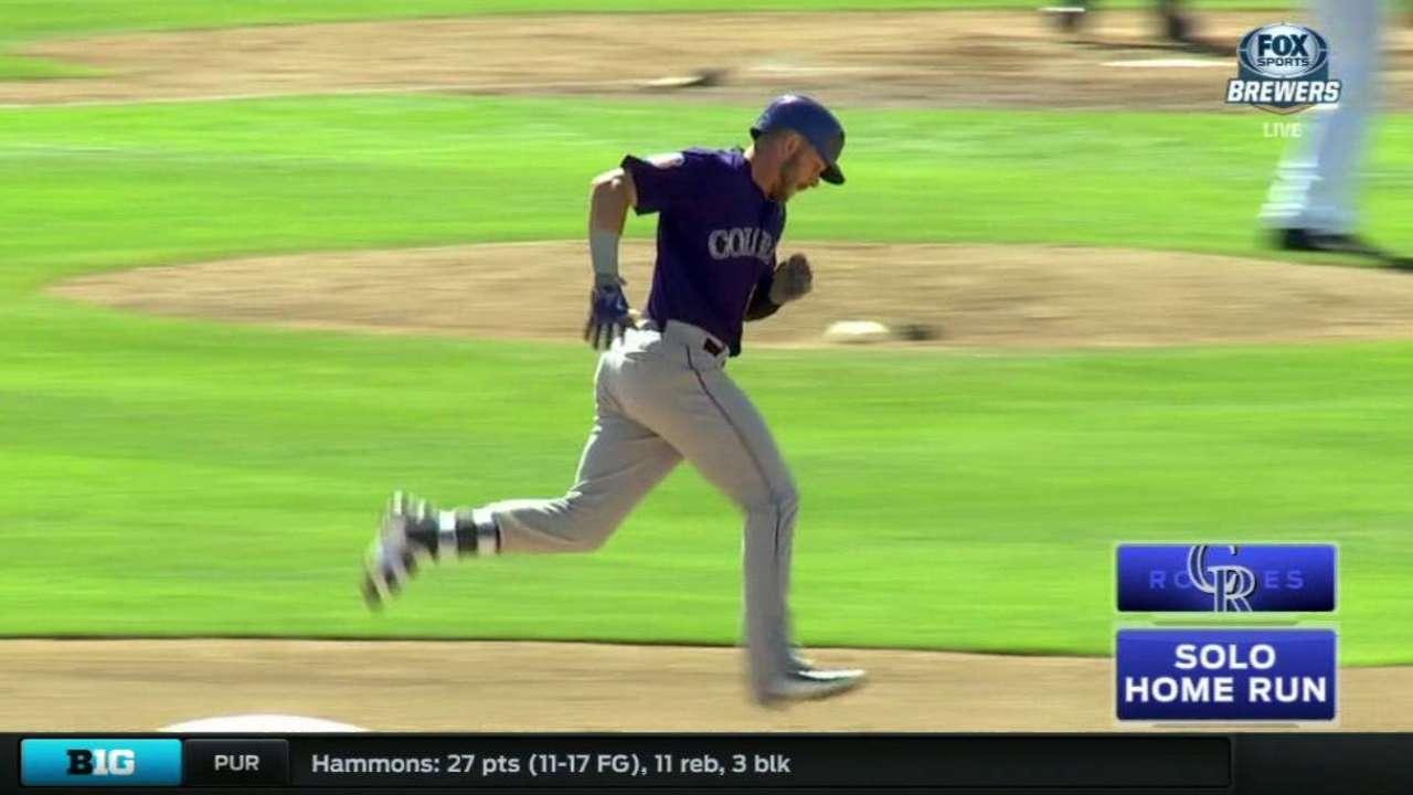 Here's the Story: Prospect eyes shortstop job