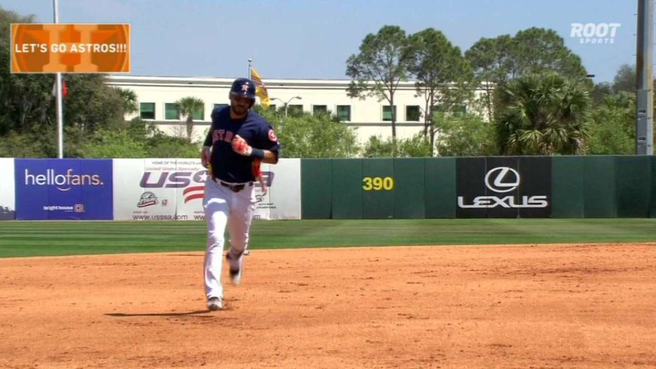 Marwin drills 4th spring HR off effective Gio