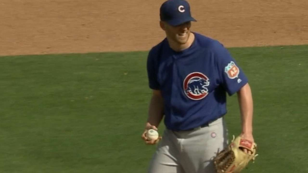 Ramirez, Szczur make Cubs; Baez to start on DL