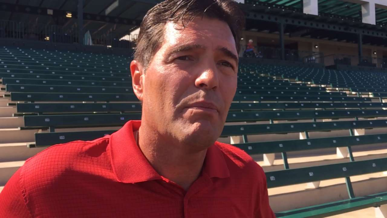 Gubicza on Angels' 2016 outlook