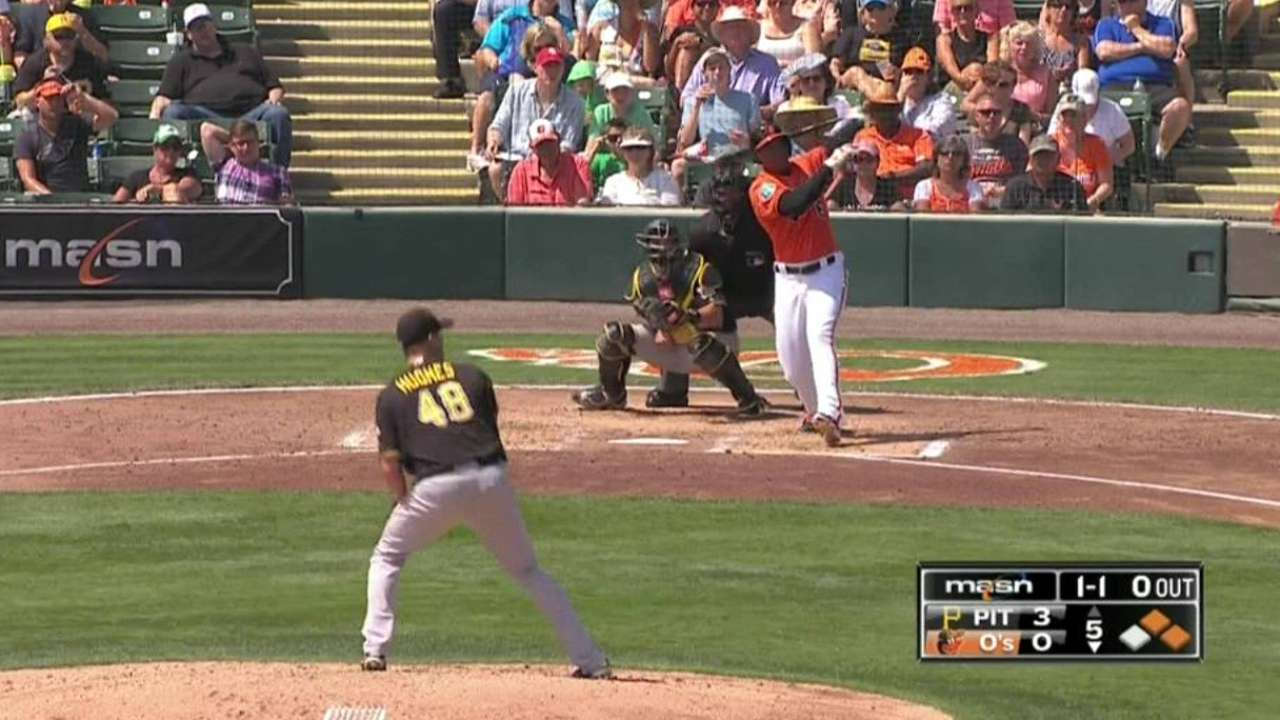 Schoop's three-run blast