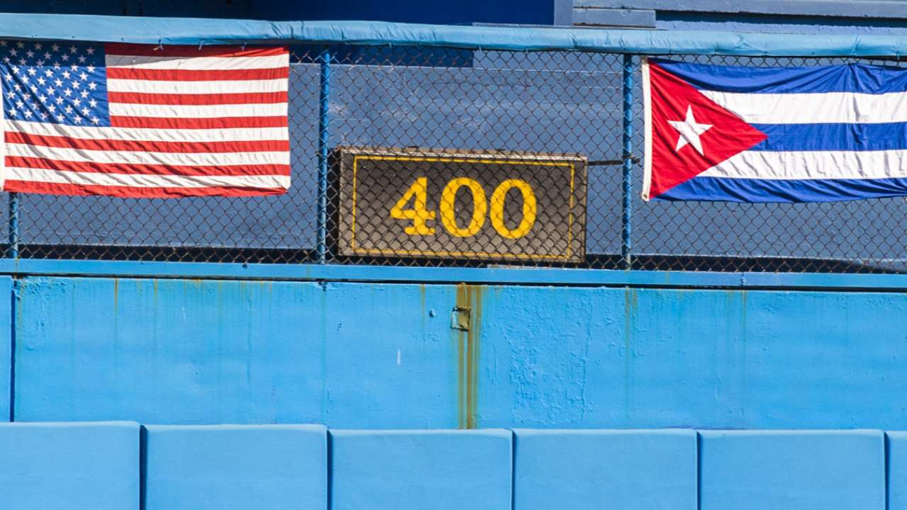 Changes for new Cuban players
