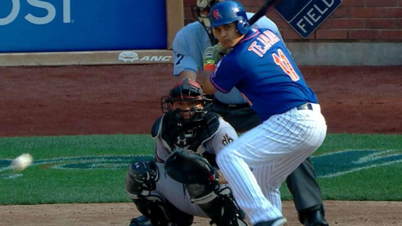 Tejada released, ending six-year tenure with Mets